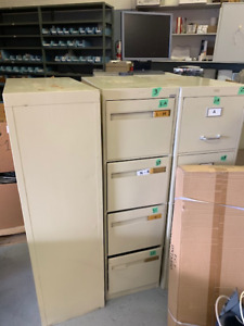 USED FILING CABINETS MUST GO!!!!!