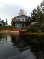 Sunset Bay inn, Nellie lake , Iroquois Falls