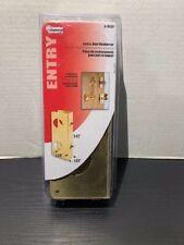 Defender Security U9537 Entry Lock & Door Reinforcer 5-1/2 ...