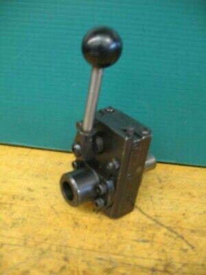 Hardinge T18-58 58 Shank Lever Recessing Turret Tool Holder Dv-59 Dsm-59