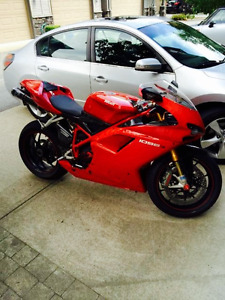 2008 Ducati 1098S - Trade for race bike.
