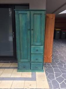 Wardrobe. Timber 840w x 1800h x 620d South Coogee Eastern Suburbs Preview
