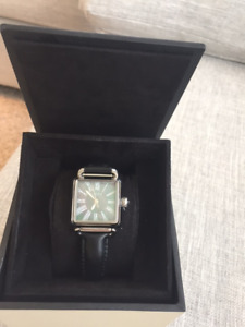 100% authentic Links of London Driver Mother of Pearl Watch