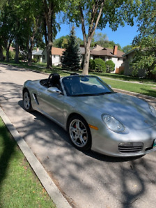 2006 Boxster S Roadster - Excellent Condition