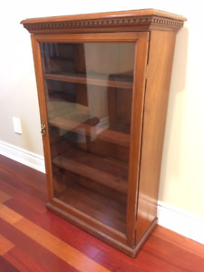 Antique Display/Bookcase