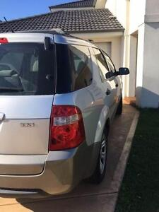 2006 Ford Territory Wagon Point Cook Wyndham Area Preview