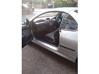 2002 peugeot 206 cc 1.6 petrol