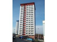 2 Bedroom Flat, 4th Floor - Tamar House, James Street, Mount Wise, Plymouth, PL1 4HJ