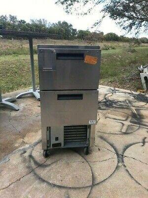 Randell 2 Drawer Refrigerated Cooler
