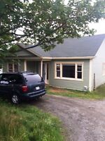 CBS - Newly Renovated 3 Bdrm House Ready for Sept 1st
