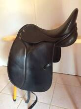 "Riviera Monaco Dressage saddle 16.5"" Black Boddington Boddington Area Preview"
