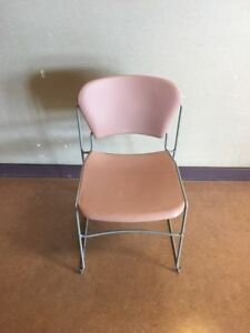 39 stacking chairs for sale