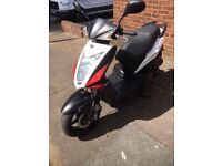 Kymco Agility 125 2012 in good condition £990