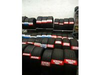 OVER 3000 QUALITY PART/WORN & BUDJIT BRAND NEW TYRES UNDER ONE ROOF CAR VAN 4x4 OPEN 7-DAYS
