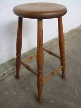 C5068 Single Timber Breakfast Bar Stool Mount Barker Mount Barker Area Preview