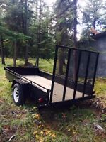 Need to sale utility trailer 5x10