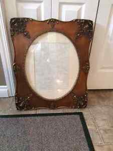 Cursed wedding picture frame