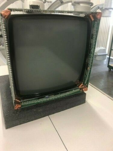Used 9800 CRT touch screen monitor