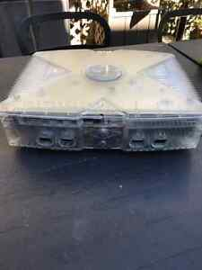 Limited Edition XBOX Crystal Console and Games