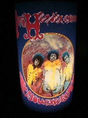 "Used, Jimi Hendrix Experience~Spencer 1994 Rabbit Tanaka Motion Light Lamp~12""~Great! for sale  Port Byron"