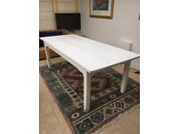 Large kitchen table (7ft)