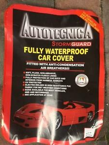 Fully Waterproof car cover Autotechnica covers 4WD up to 4.9m Naremburn Willoughby Area Preview