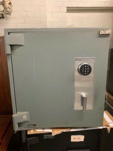 AMSEC TL-15 Plate Safe