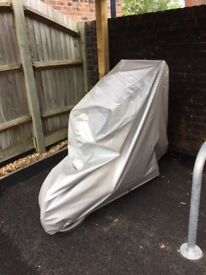 Pre-owned Halfords All Weather Single Bike Cover