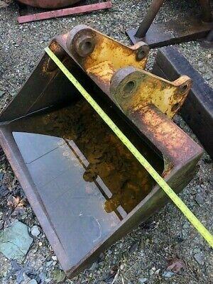 Backhoe Bucket For A John Deere 410c