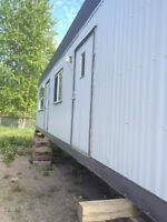 OFFICE TRAILER 10'X40' OFFICE TRAILER FOR SALE