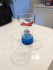 Bluejays homerun glass