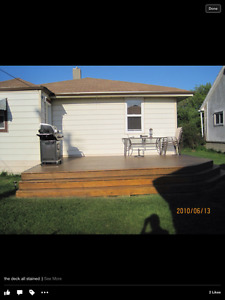 House for rent Redwater