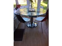 Connubia Calligaris JAM dining chairs