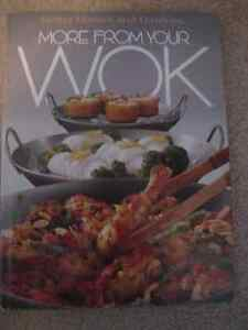 MORE  FROM  YOUR  WOK  ...  BETTER  HOMES  AND  GARDENS
