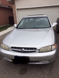1999 Nissan Altima $1100 price reduced  quick