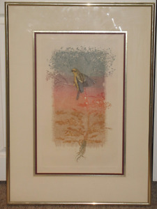William Marlow Lithograph******NOW $50**********