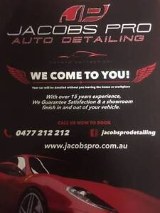 Jacobs Pro Auto Detailing Sydney City Inner Sydney Preview