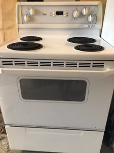 Electric stove - works well $60
