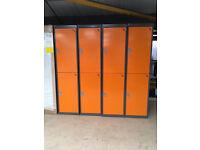 Brand New 2 Door Lockers x4