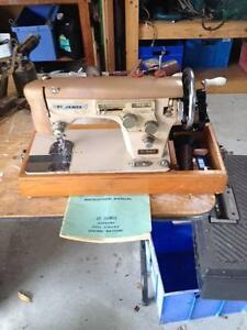 Hand operated sewing machine Judbury Huon Valley Preview