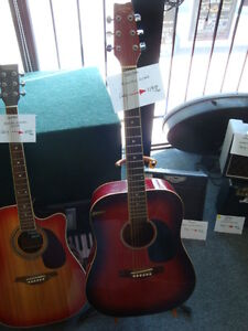 Tradition TG500 Natural Acoustic