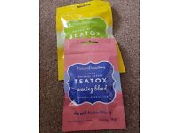 14 day teatox day time and a evening blend.