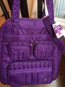 LUG gym bag- brand new!