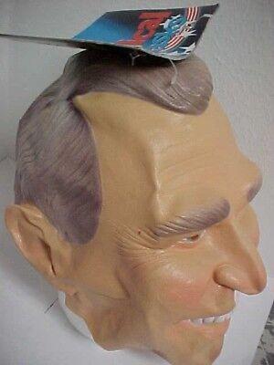 GEORGE W BUSH Political Mask Full Overhead Costume 43rd President Cesar New - Bush Mask