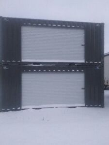 20' CONTAINER W/SIDE ROLL UP DOOR