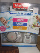 Fisher Price Lights Baby Monitor