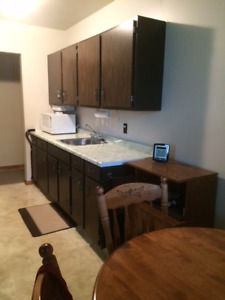 1 Large Bedroom with Good size Den