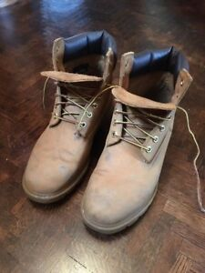 Timberland Men's Boots, Size 9.5, worn 1 season.