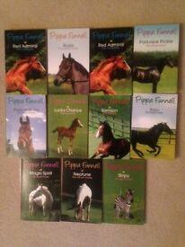 Pippa Funnell Books