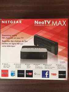 NETGEAR NeoTV Max Streaming Player Netflix and more